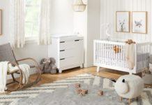 meubles indispensables pour la chambre de bébé