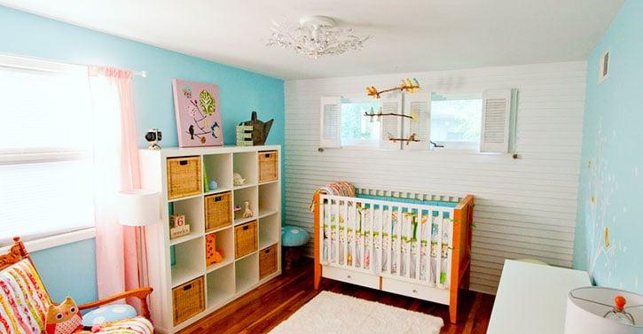 meubles pour une chambre de bébé complète