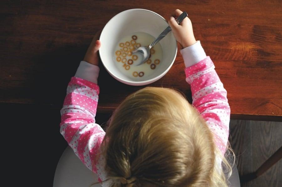 petit-déjeuner-enfants