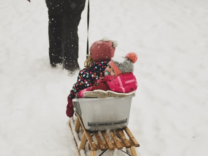neige-bébé