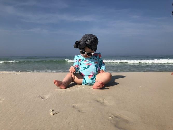 exposition-soleil-bébé
