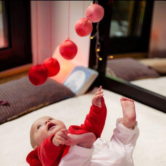 mobile bébé montessori