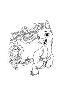 Coloriage-licorne-facile-gratuit-a-imprimer-1
