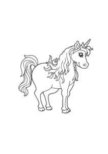 Coloriage-licorne-facile-gratuit-a-imprimer-11