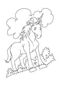 Coloriage-licorne-facile-gratuit-a-imprimer-2
