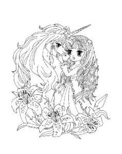 dessin-a-colorier-licorne-et-princesse-5
