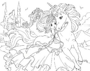 dessin-a-colorier-licorne-et-princesse-7
