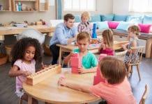 Méthode Montessori les grands axes