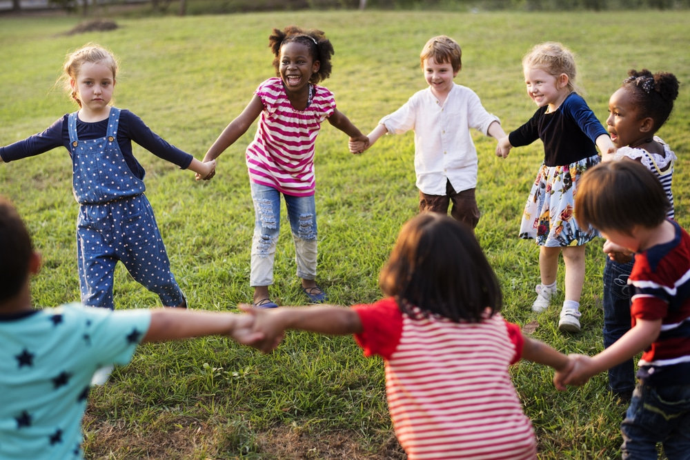 jeux collectifs en maternelle Avantages
