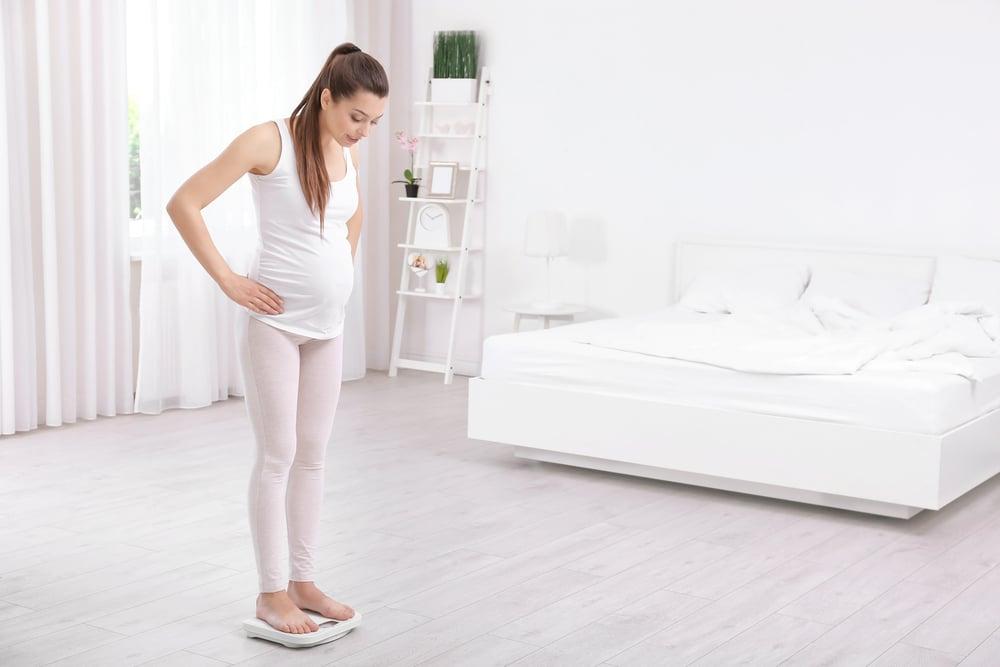 prise de poids et grossesse