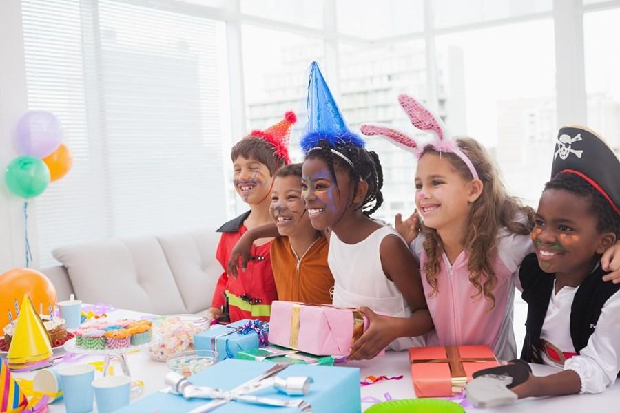 fête anniversaire maquillage enfants