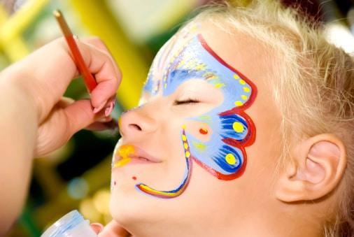 fête école maquillage activités