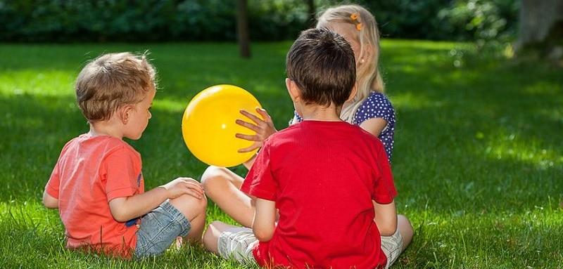 jeux-ballons pour enfants maternelle