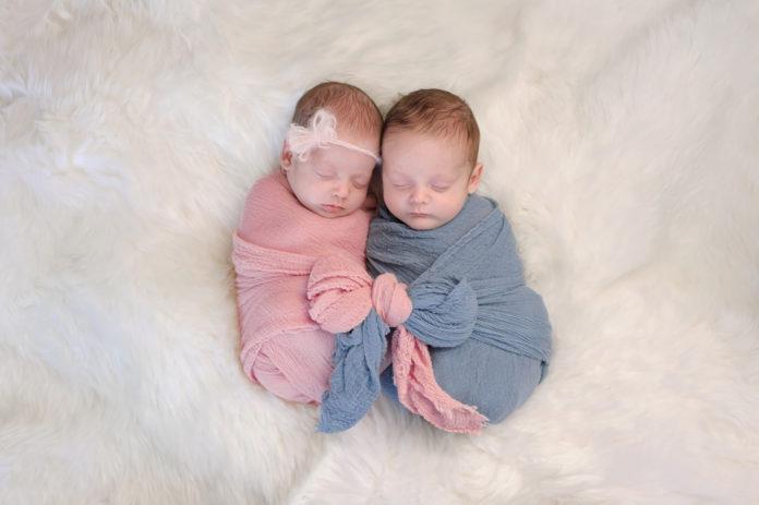 reussir faire part naissance jumeaux