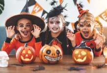 10 idées de maquillage Halloween facile pour enfants
