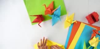 5 idées d'origami facile et rapide