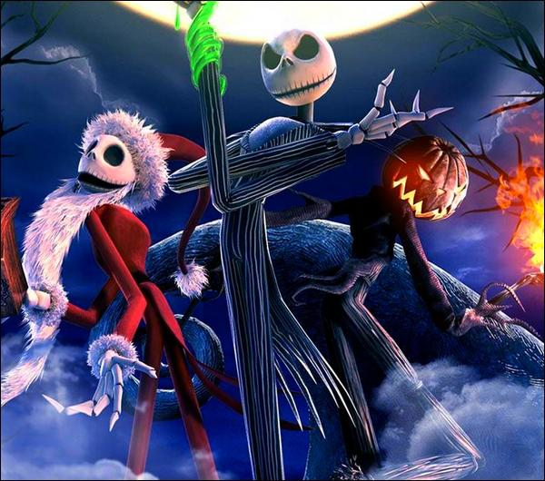 L'étrange Noël de Mr Jack âge