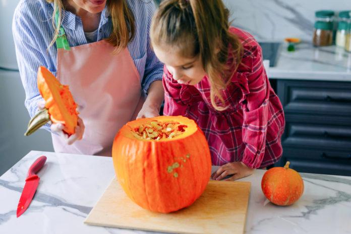 Les légumes d'octobre à faire découvrir aux enfants